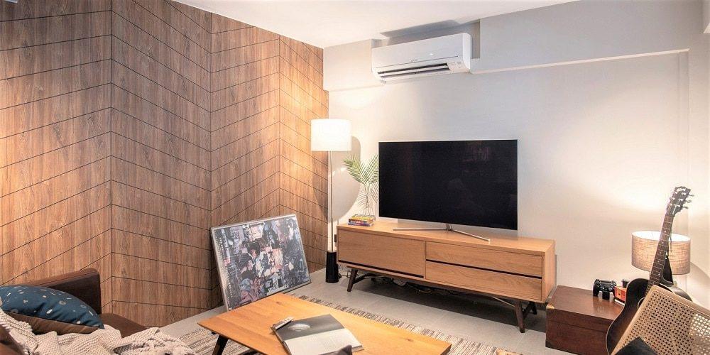 Cozy Contemporary Abode Interior Design