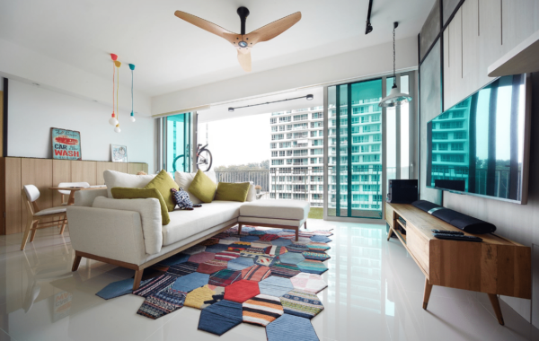 Homely and Contemporary