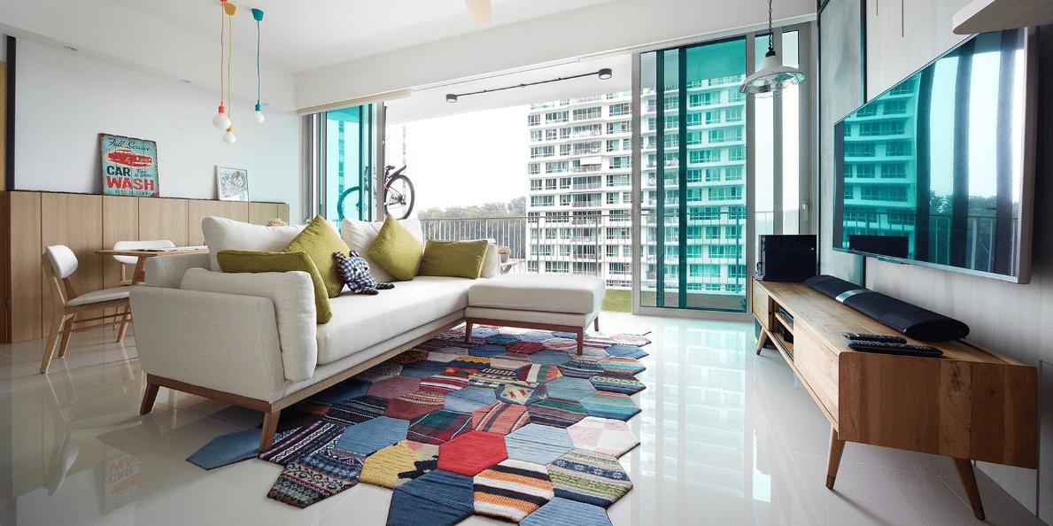Contemporary and Homely Interior Design