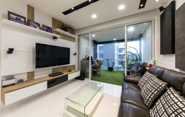 Homely and Modern