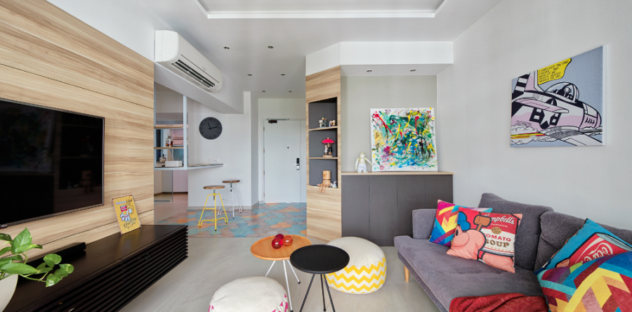 Modern Ways To Incorporate Pastel Shades In Home Design