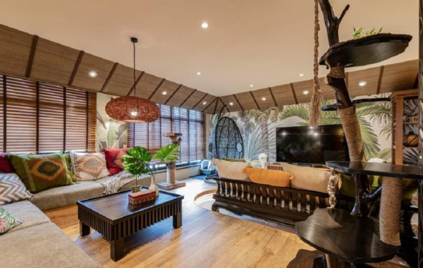 Organic Contemporary