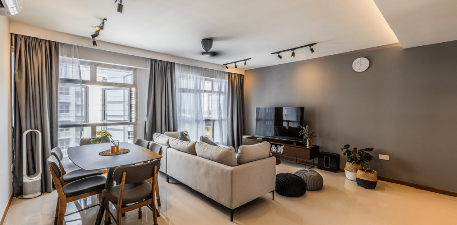 5 Unique Interior Design Ideas To Partly Renovate Your Home In Singapore