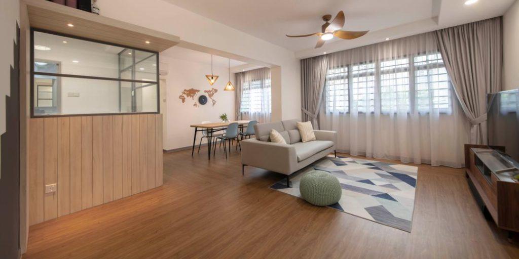 Cozy & Comforting Scandinavian Home Interior Design