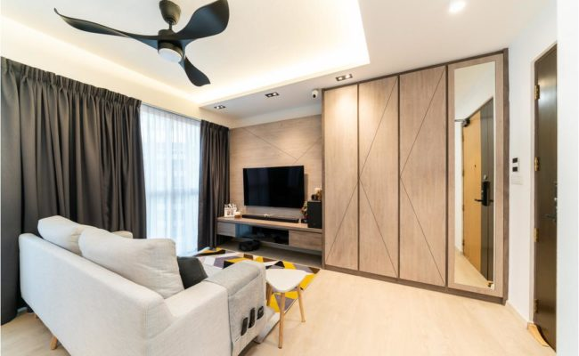 Cozy Contemporary Home (1)