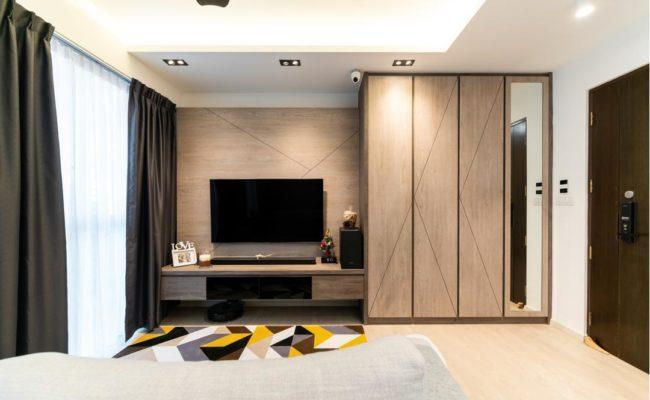 Cozy Contemporary Home (5)