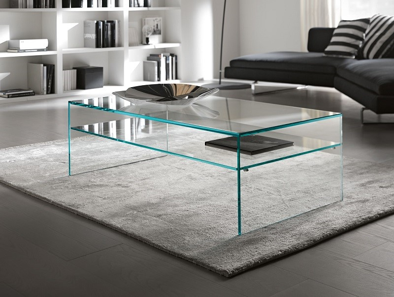 How To Keep Your Glass Furniture Shiny As New