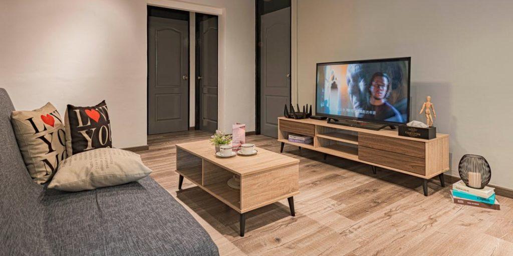 Industrial Scandinavian Interior Design