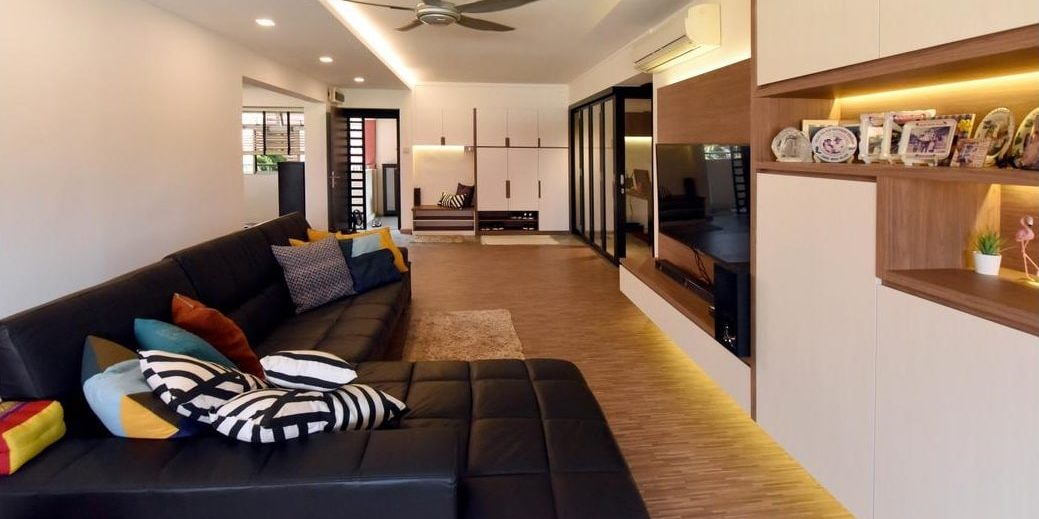 Modern Cozy Wood Interior Design