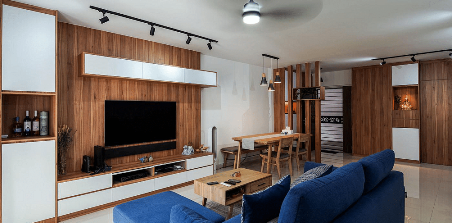 Modern Home Design- 5 Ways To Use Wood In Contemporary Interiors
