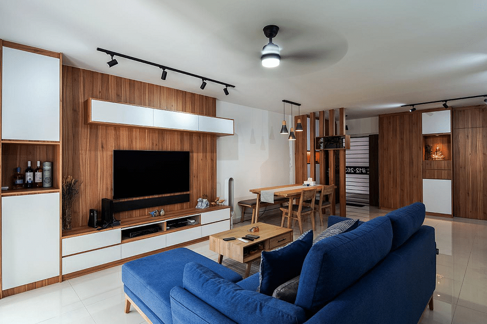 Modern Home Design: 5 Ways to Use Wood in Contemporary Interiors