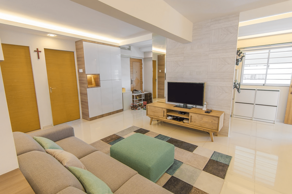 Using Structural Elements In Home Interiors Ideas