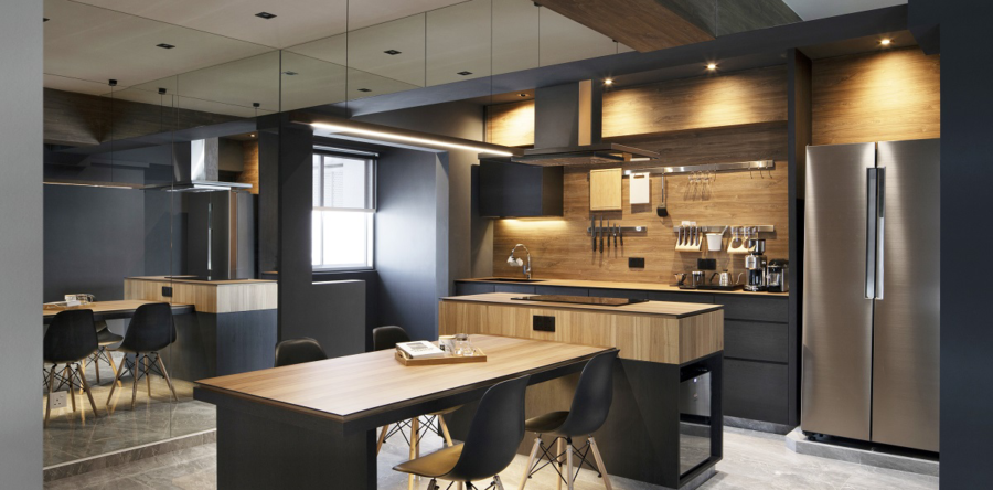 5 Kitchen Design Ideas That Fit Every Singapore Homes