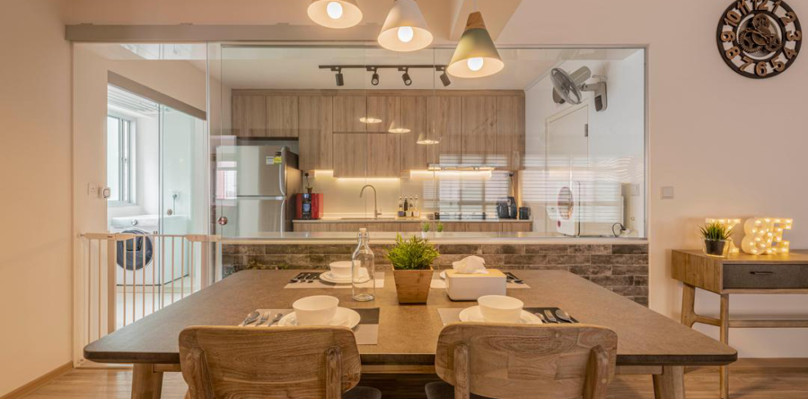 6 Tips To Make An Open-Concept Kitchen Work For Your Home