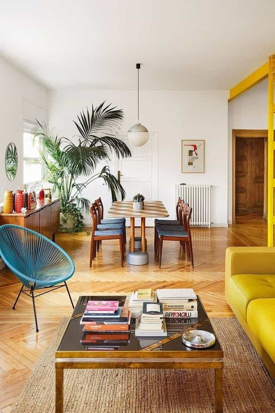 Eclectic Design: The Freedom to Mix and Match