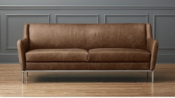 Furniture Showdown: Leather Sofa VS Fabric Sofa