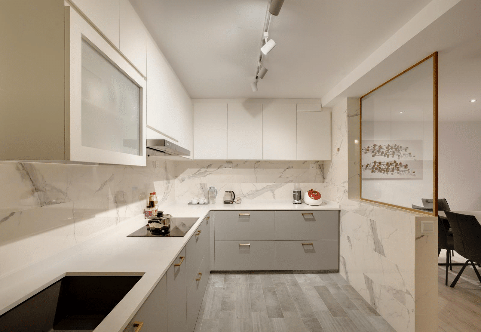 Gray White Interior Designs That Will Help Your Home Look Stylish