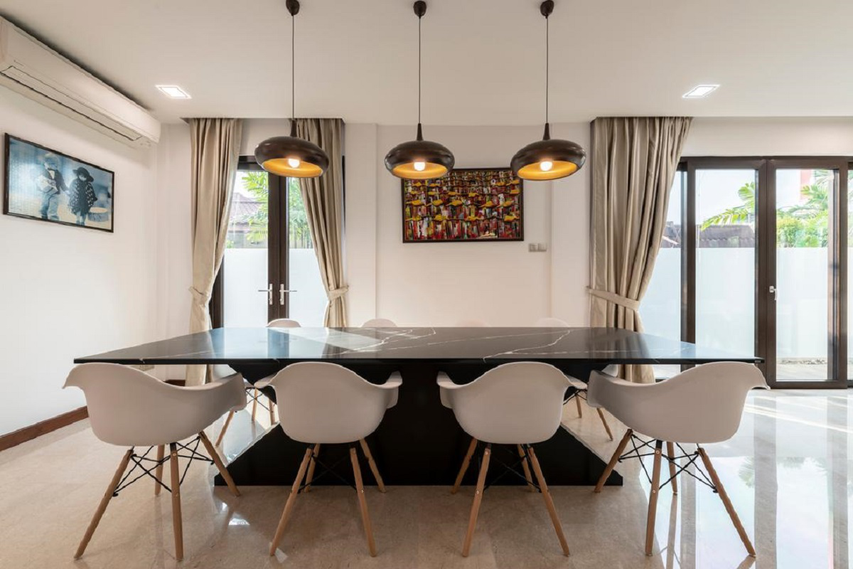 HERE'S HOW TO DESIGN A SPACIOUS GROUND FLOOR