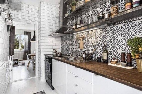 The Best Tiles For The Kitchen