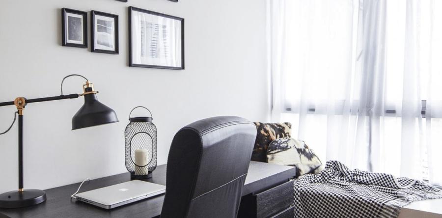 5 Rules For Designing Achromatic Interior Designs