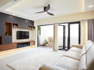 5 Stylish Achromatic Home Interior Ideas
