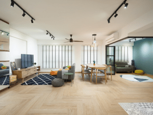 5 Stylish Ideas To Carry Out An Open Floor Plan