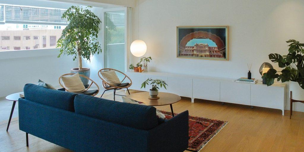 Fresh and Minimal Scandinavian Interior Design