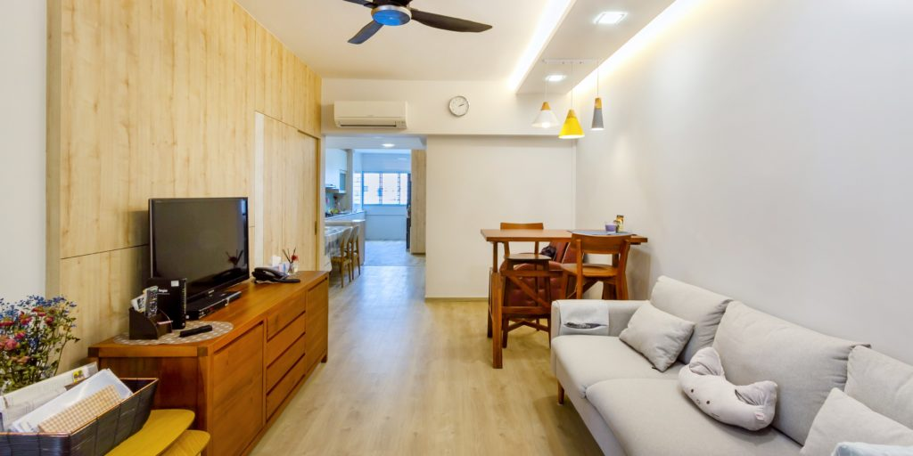 Homely Warmth Interior Design