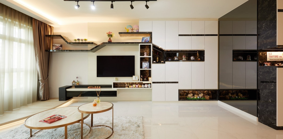 Shelf It: 5 Ideas For Home Shelf Design That Are Both Creative And Functional