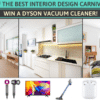 Dear Homeowners, Win A Dyson Vacuum Cleaner, Hairdryer…