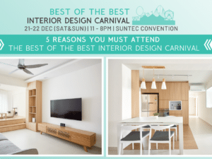 5 Reasons You Must Attend The Best Of The Best Interior Design Carnival 2019