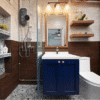6 Incredible Bold Bathroom Design Ideas