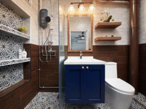 6 Incredible Bold Bathroom Design Ideas