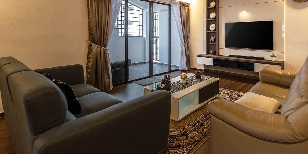 Homely Tranditional Interior Design