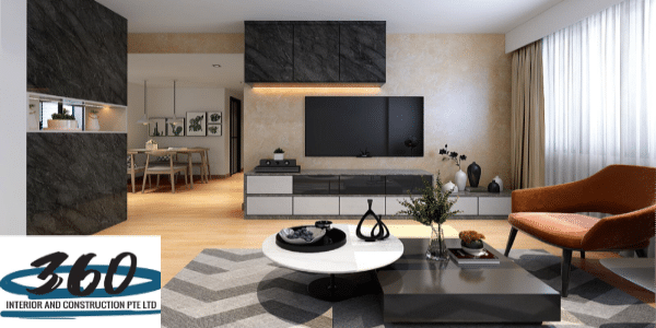 360 Interior & Construction Pte Ltd