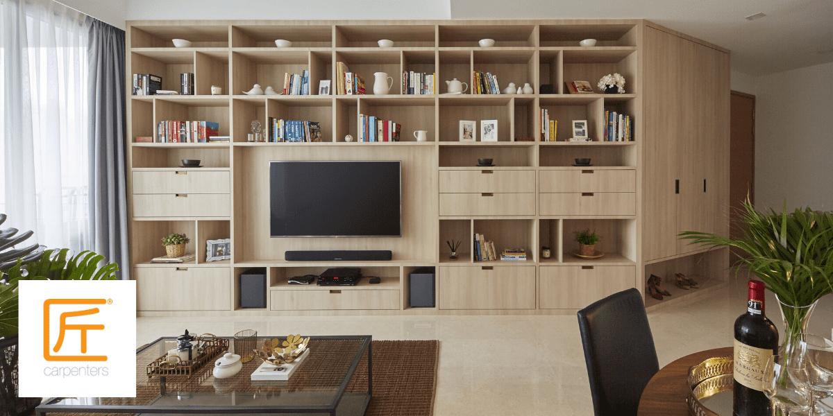 Carpenters interior design