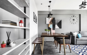 HOW TO ACHIEVE TIMELESS MODERN LOOK – 4 INTERIOR DESIGN RULES