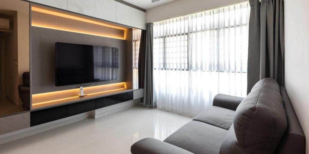 Modern Monochromatic Interior Design