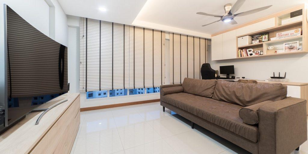 Practical and Clean Interior Design