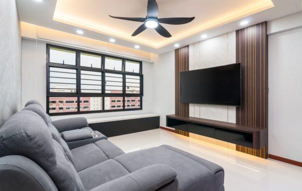 Sleek and Modern Comfort