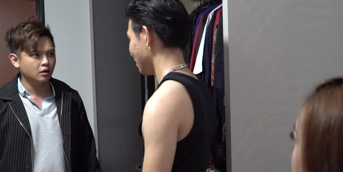 closet scandal