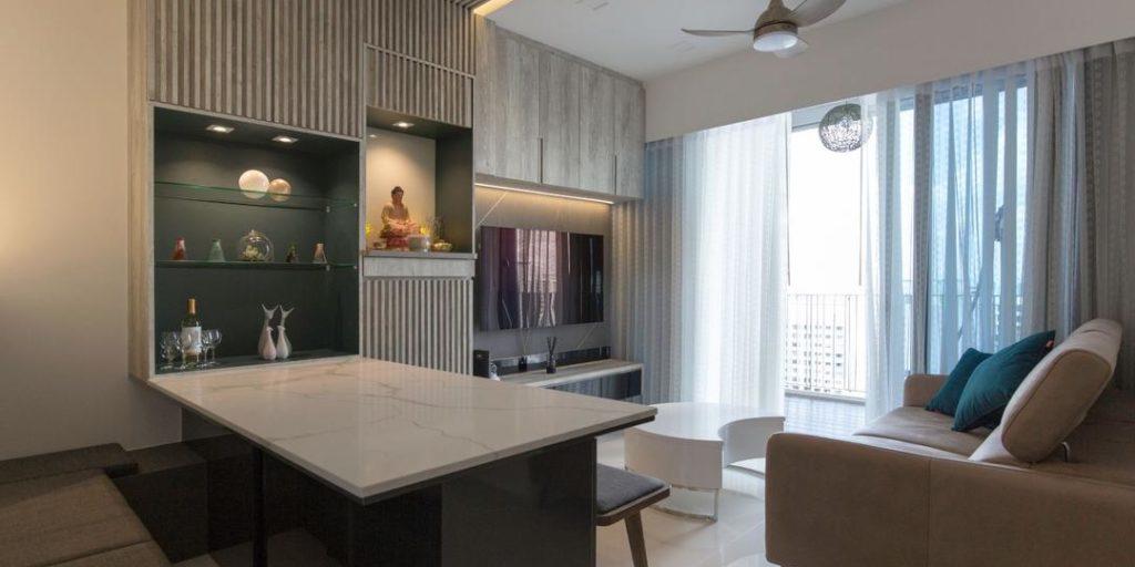Contemporary Chic Interior Design