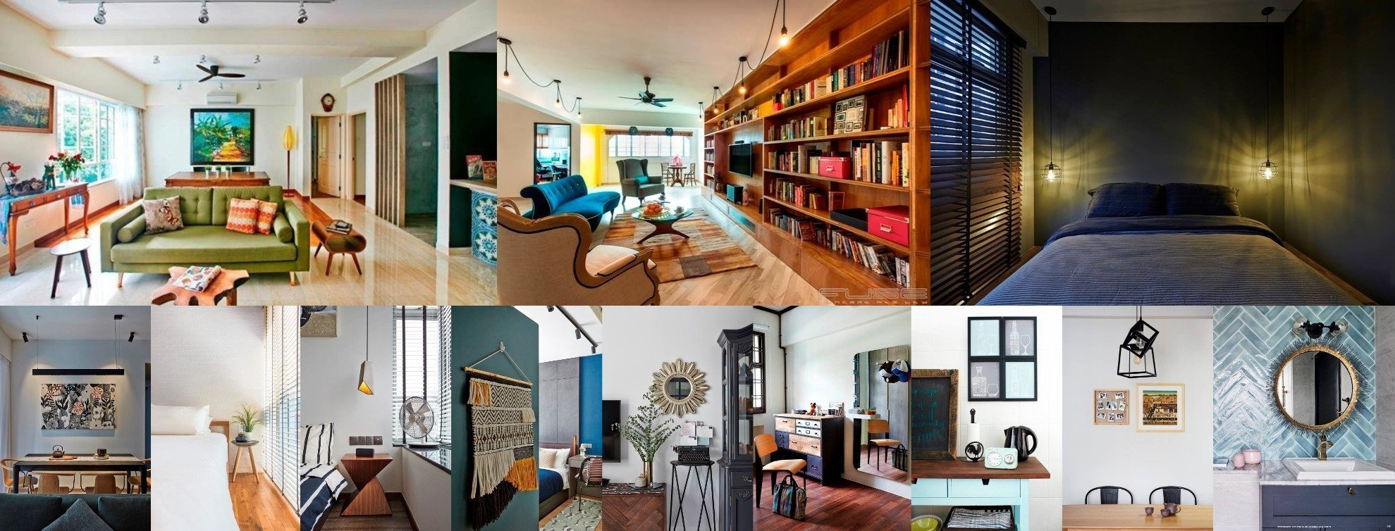 Furnitures in singapore can bring out the feel of your home.