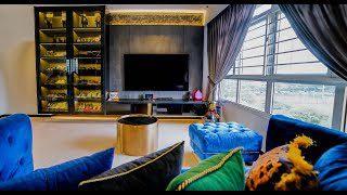 Luxurious Modern Home (Kingsley Interior)