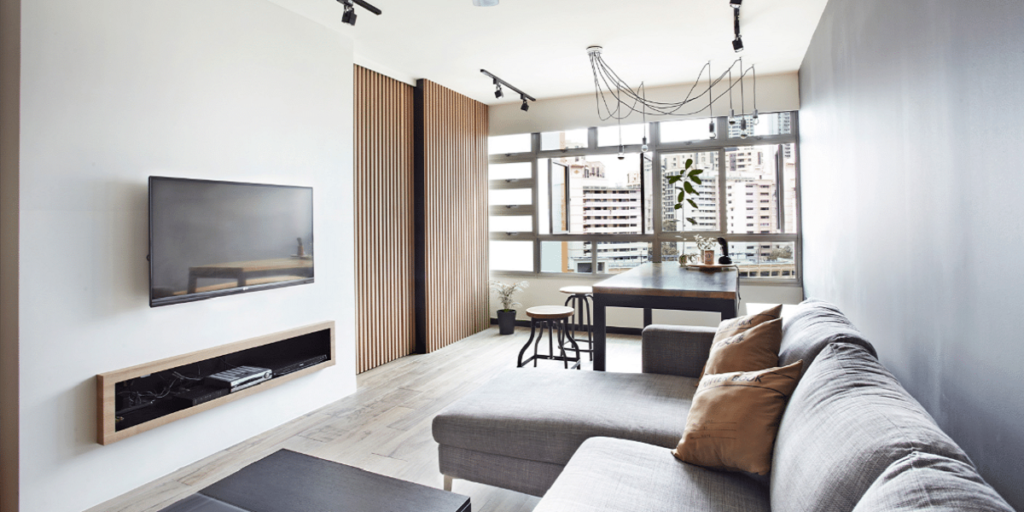 5 Essentials Of a Scandinavian-Industrial Style Interior Design