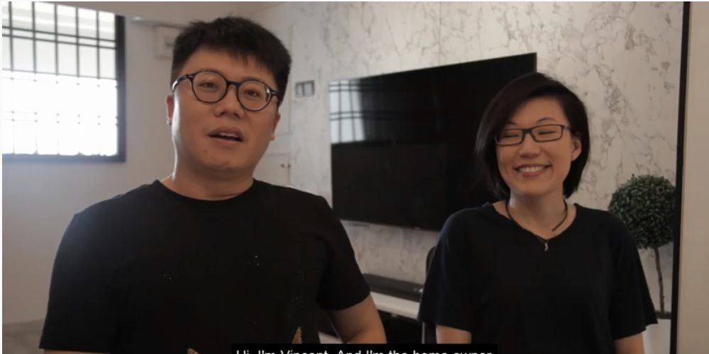 Renovation Singapore | Chit chat with home owner and designer! (Fineline Design)
