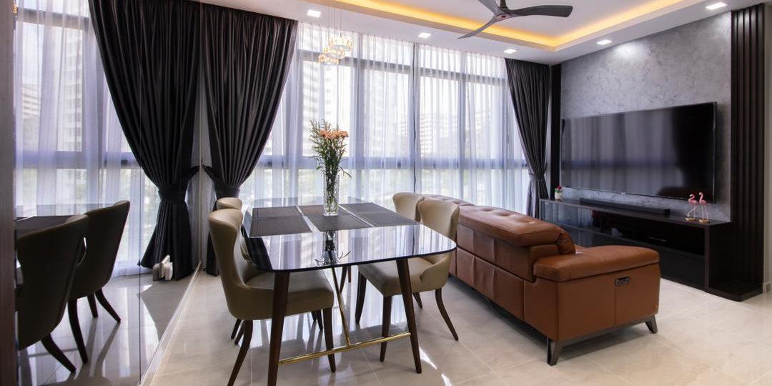 Classic Modern Home Interior Design