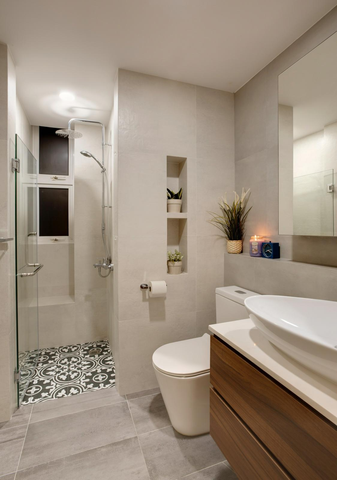 Clean White Modern Home Interior Design - Alluring and ...