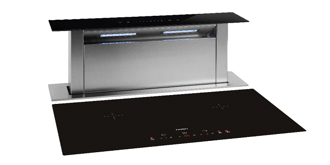 Cook Smart & Fast With OBRO's Intelligent HDX2 Hood & Hob