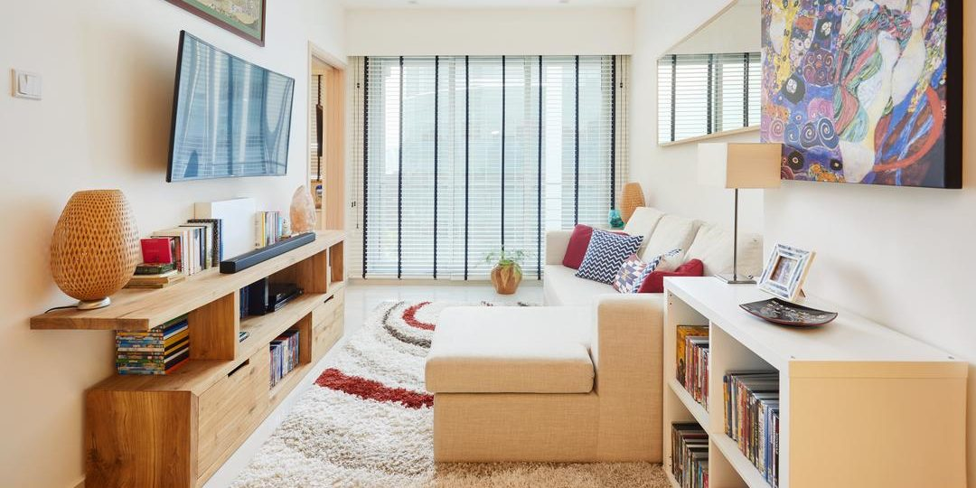 Cozy & Homely & Quirky Interior Design
